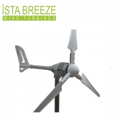 توربین بادی İ-700 48V iSTA-BREEZE White Edition